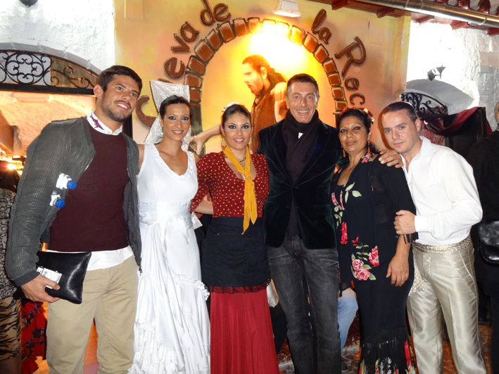 Visita diseñador Dolce & Gabbana