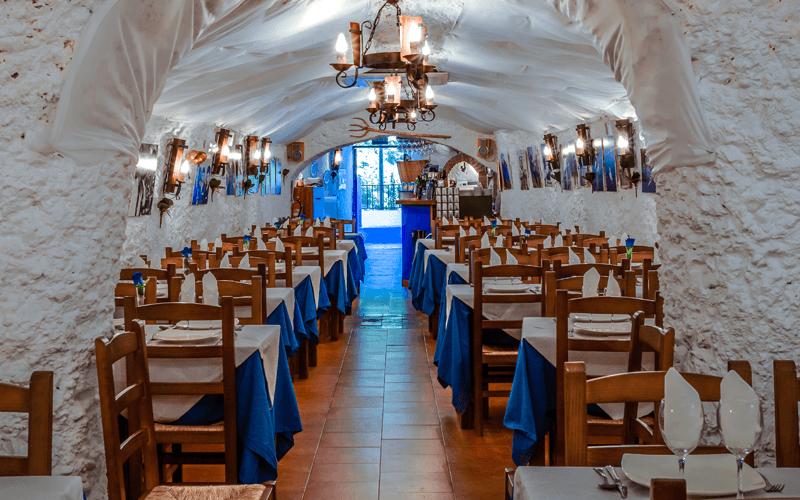 restaurante-flamenco-cueva-Rocio